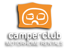 camper club logo